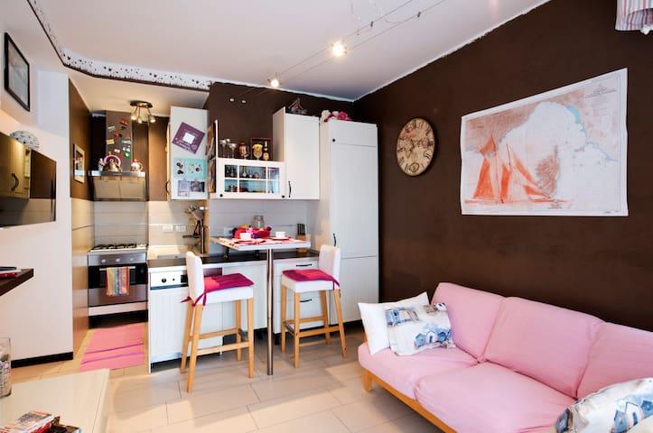 Single room - cozy house near Milan - Cormano - Квартира