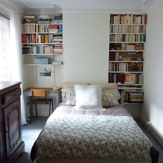 This is the bedroom.