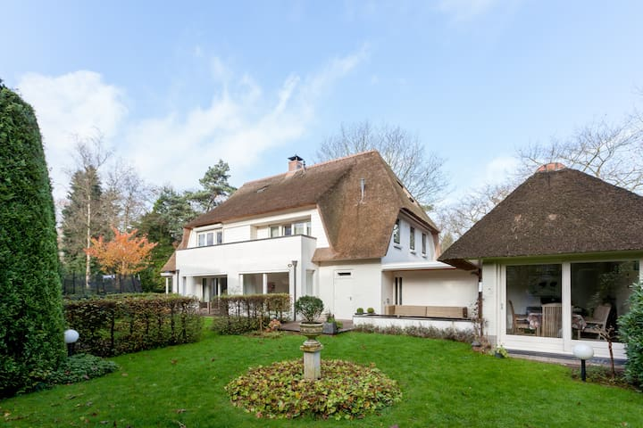 Villa for  Songfestival Rotterdam or Holidays
