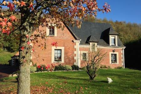 Just 1 hour 15 mins from Calais!!! - Willeman - Bed & Breakfast