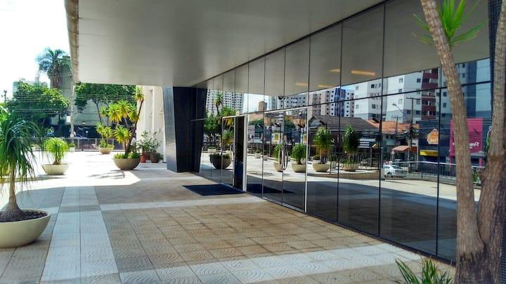 Setor BUENO Edifício Santorine Flat 2411