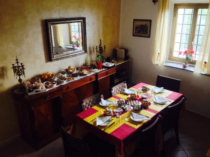 Bed and Breakfast Borgo della Rocca