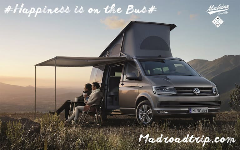 Location VW California  - Mad Road Trip - Funchal - Camper