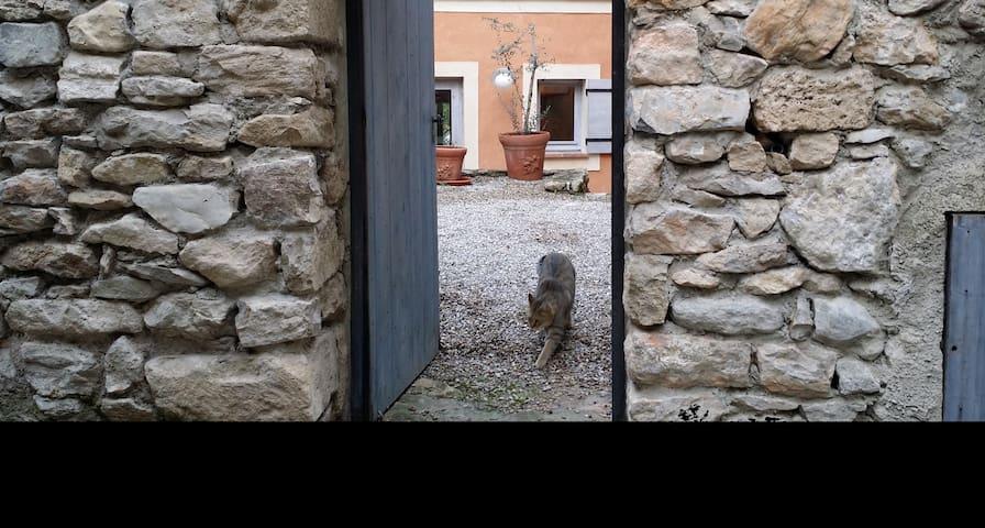 Maison de charme   Drôme provençale - Nyons - Dom