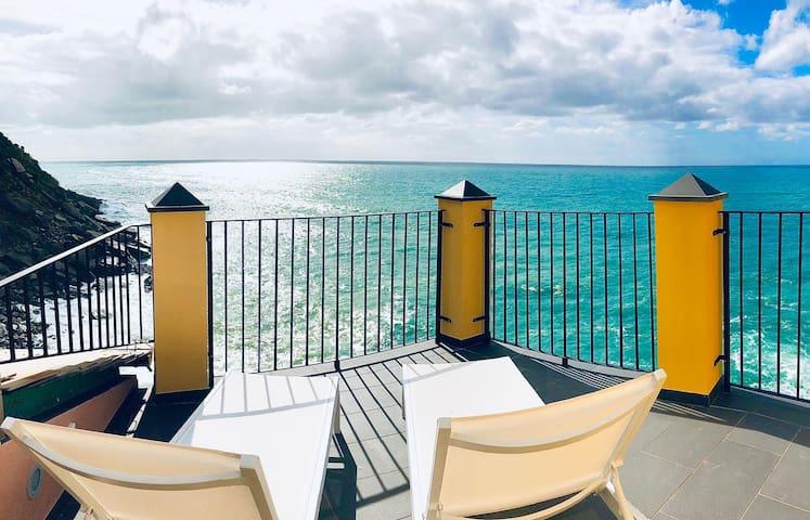 LA POLENA_Emerald Suite_Vista Mare