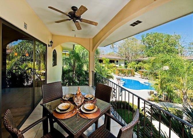 Casa Margarita at Casa del Sol - Playa Penca - Potrero - Apartamento