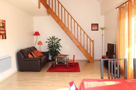 Appartement centre ville de Meaux. - Meaux - Lejlighed