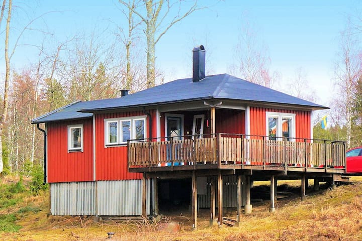 5 person holiday home in MULLSJö