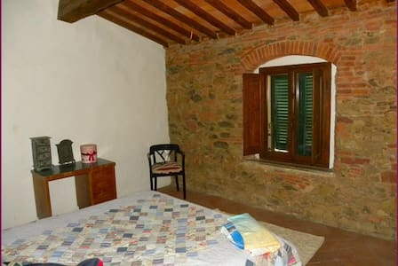 Camera matrimoniale nel Borgo - Castagneto Carducci - 公寓