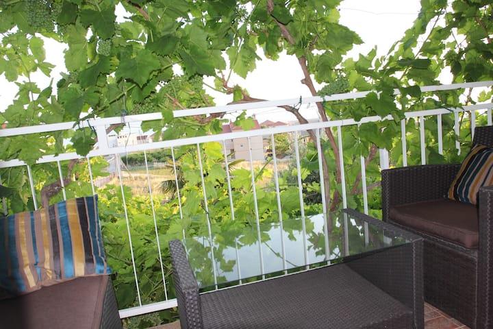 Apartman s pogledom na more za 3 gosta