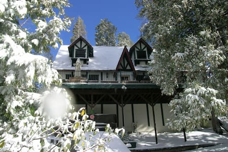 """""""Himmel Haus""""  Our Home in the Sky! - Lake Arrowhead"""