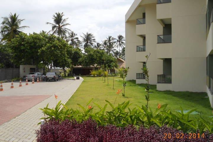 FLAT DECORADO EM HOME RESORT  - Praia dos Carneiros - Apartment