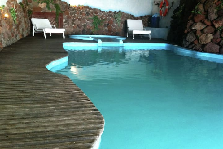 Canarian Apartment in San Miguel with Jacuzzi