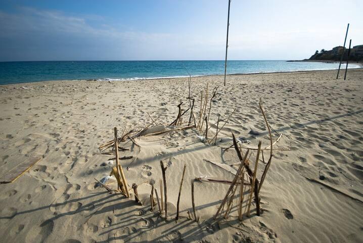 Vistamare a 2 minuti dalla spiaggia - Taggia - Wohnung