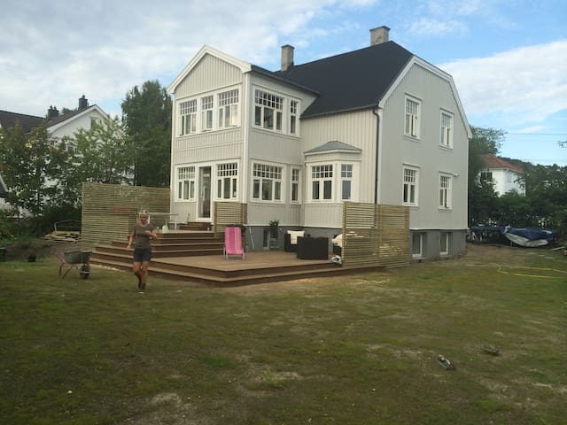Fantastic house in central  Oslo - Oslo - Villa