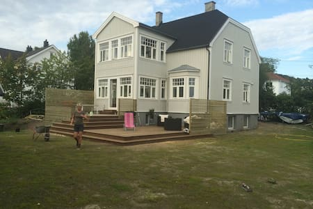 Fantastic house in central  Oslo - Oslo - Villa - 0