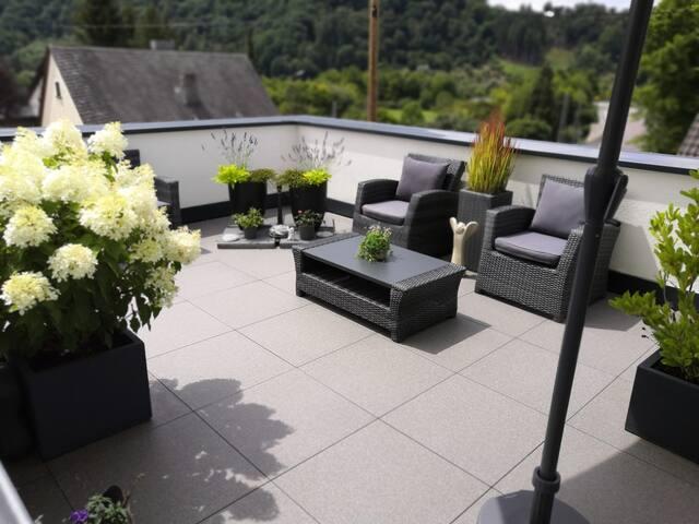 @ home in Saarburg, Bella Vista