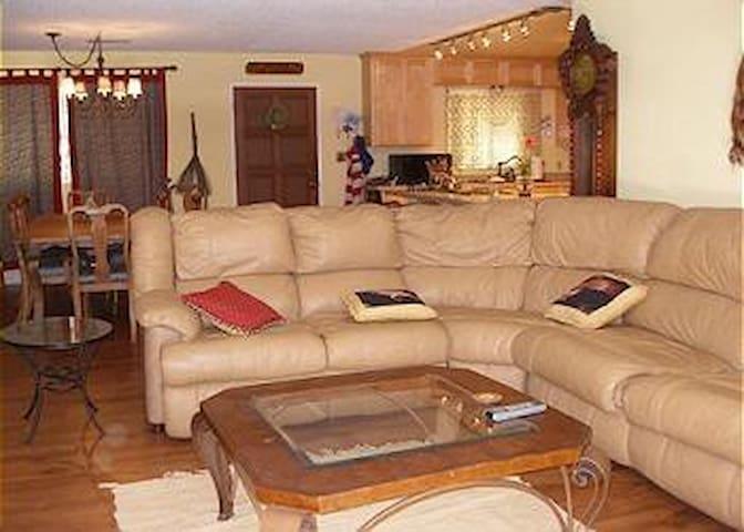 Yosemite area 3 bd.2 ba. house available: K'Lou's. - Wishon - Rumah