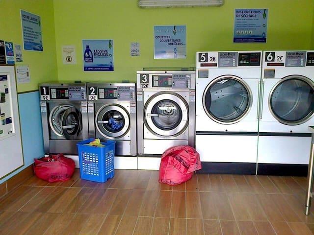 Laverie à Proximité