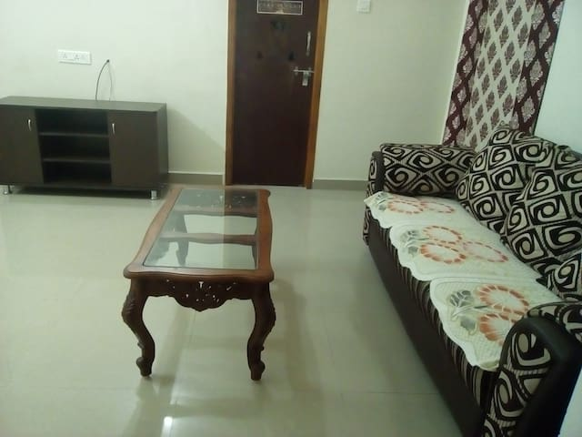 Home stay in pollution free mountain view