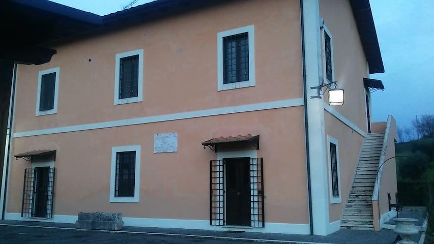 Casale del Lupo!