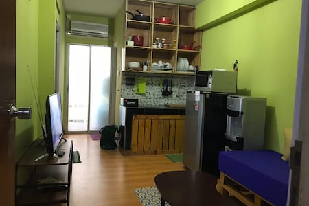 Cozy family apartment in Cibubur Village, Jakarta