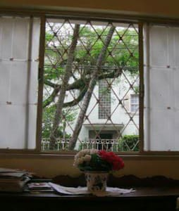 Lugar tranquilo chamado Vila Rica - Santos, São Paulo, BR - Apartment