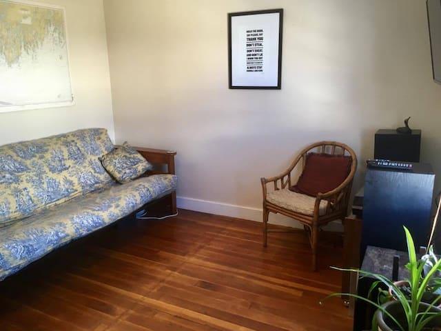 Un appart privé/A private apartment