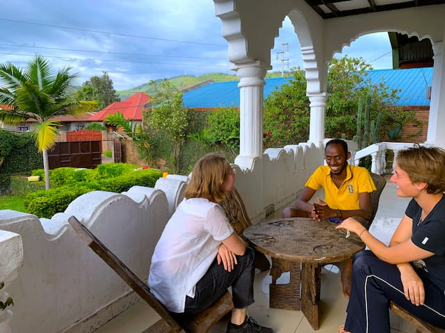 HOME STAY GISENYI & CONGO NILE TRAIL