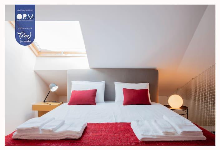ORM - Cristal Apartment - Porto - Wohnung
