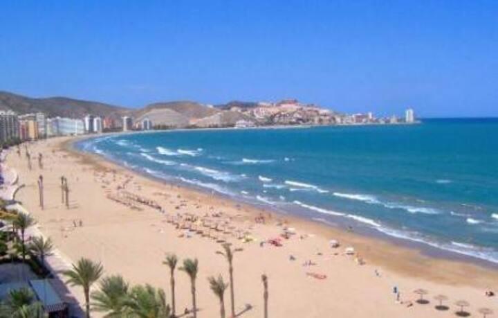 Wo die Spanier Urlaub machen