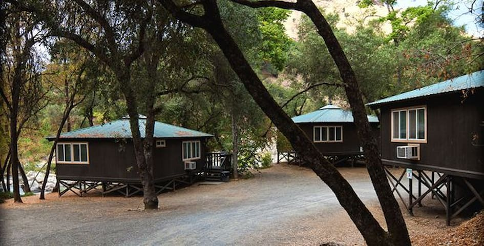 River Front Cabins