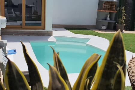 B&B, One bedroom, BBQ, solarium and private pool
