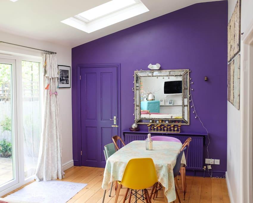 Open plan Living/Diner/Kitchen