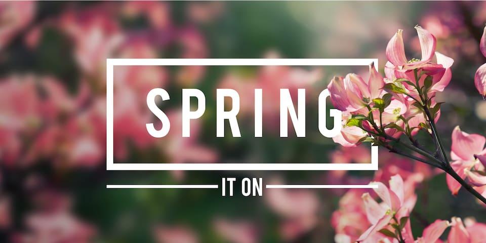 Spring apartment - Girne - Apartamento com serviços incluídos