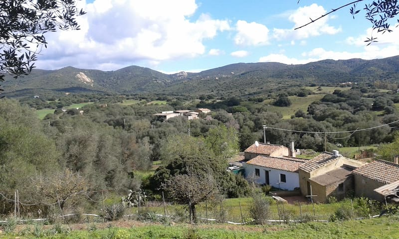 Farmhouse 1km from southernmost sardinian coast