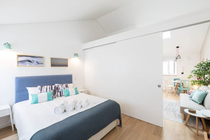 Feel Nazaré - Boutique Apartments Loft