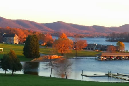 Spectacular Fall Getaway with Breathtaking Views
