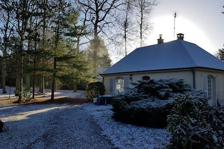 Charmante maison à l'orée de la forêt