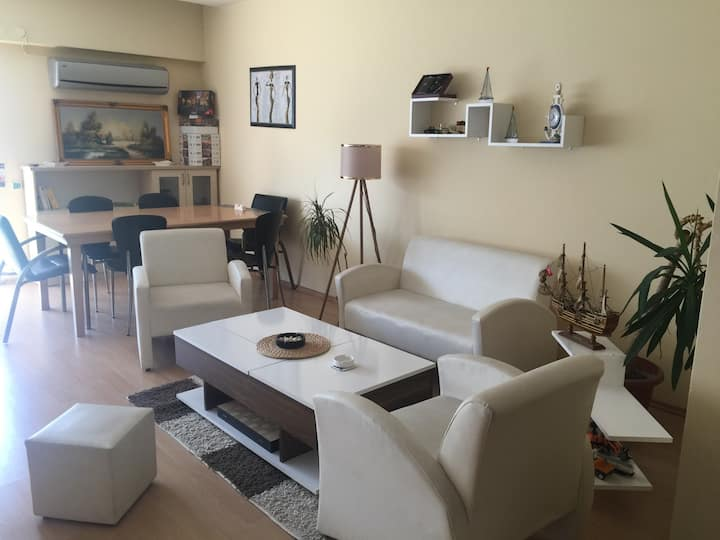Private double room near Kaleiçi (oldtown) by sea