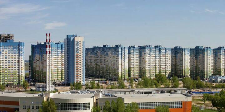 Квартира  Нижний Новгород Седьмое небо