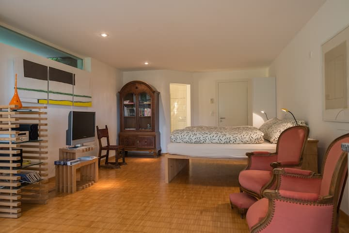 Grava, (Laax Dorf), 35045, 1 room apartment