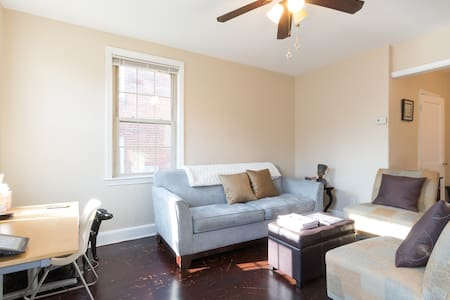 Cozy apartment, easy access to downtown DC. - Washington - Wohnung