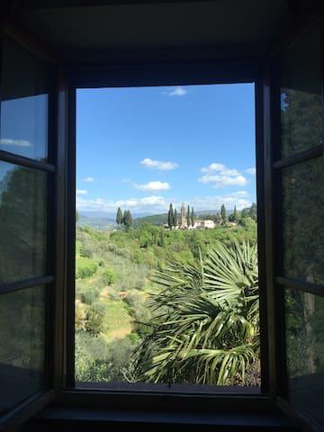 Double Bedroom in Villa - Florenz - Villa