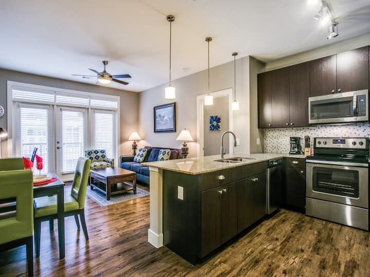 Stylish&Upscale 2Bedroom2Bathroom!Stonbriar-FRISCO