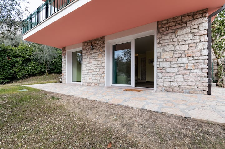 Apartment in 2 steps from Garda and Lake