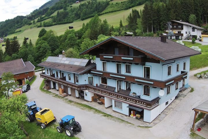 Lovely Apartment in Mittersill near Kitzbühel - Kirchberg