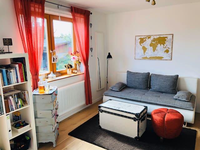 """Bezaubernde Wohnung am """"Dach der Welt"""" Nr. 2"""