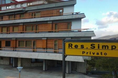 mini appart in residence  con vista - Pescocostanzo
