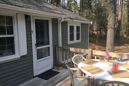 Pine Grove Cottages #9 - Lincolnville - Blockhütte